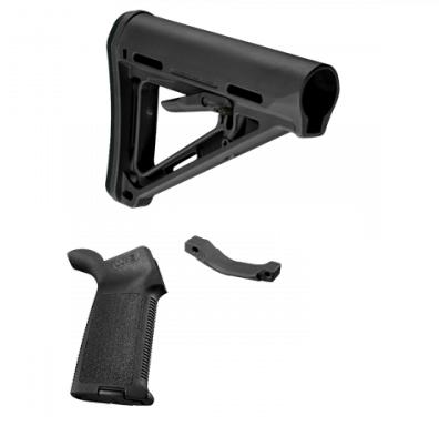 Schuyler Arms Magpul Moe Furniture Kit Black