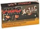 PMC XTAC 556 62 GRAIN LAP GREEN TIP 1,000 ROUND CASE