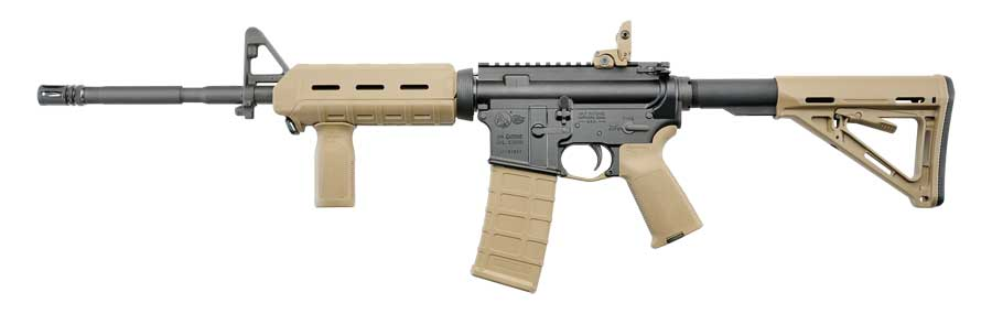 """Colt LE6920MP-FDE, 5.56 NATO, 16.1"""" BBL, FDE Magpul"""