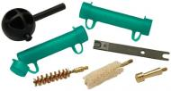 CVA AA1813  209 Shooters Set .50 Brass/Plastic/Metal