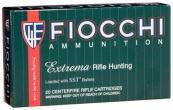 Fiocchi Extrema 30-06 Springfield SST 150 GR 20Box