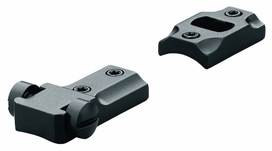 Leupold 2-Piece Standard Style Base For Remington 700 Matte Black