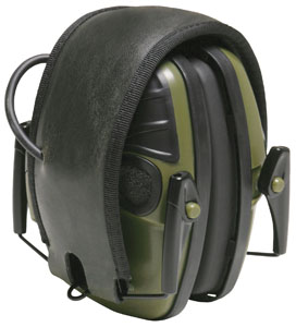 Howard Leight R01526 IMPACT SPORT ELECTRONIC MUFF Electronic Hearing Protection