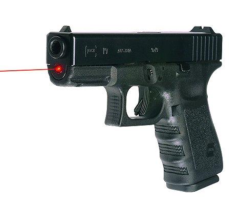 "Lasermax LMS 635nm Intensity .75"" @ 25 Yards 20yds High Capacity Silver LMS1131P"