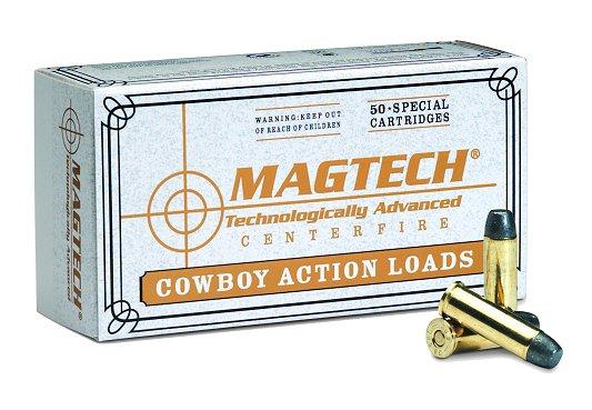 Magtech 45D COWBOY 45 Colt Lead Flat Nose 250 GR 50Box/20Case