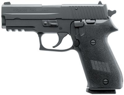 """Sig Sauer P220 Carry .45 ACP 3.9"""" 8+1 Poly Grip Black"""