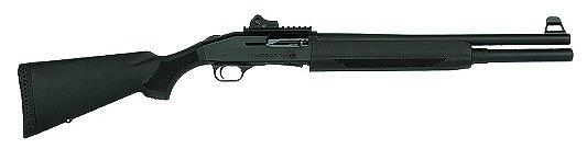 "Mossberg 930 Semi-Automatic 12 Gauge 18.5"" Barrel 3"" Chamber Black Synthetic Black Finish"
