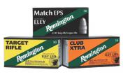 Remington Ammunition RE22CX Eley 22 LR Lead Round Nose 40 GR 50Box/100Case