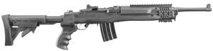 "Ruger Mini-14 Tactical, SA .223 Rem, 16.12"" 20+1 ATI Folding/Col Stk Blk"