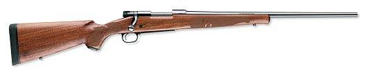 "Winchester 535109220 70 Featherweight Bolt 308 Winchester 22"" 5+1 Walnut Stk Blued"