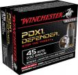 Winchester Supreme Elite Bonded PDX1 45 ACP, 230 GR 20Box