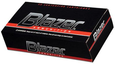 Blazer 9mm Full Metal Jacket 124 GR 50Box