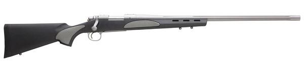 "Remington 700 Varmint SF Bolt 308 Win 26"" 4+1 Syn Stk Polished SS"