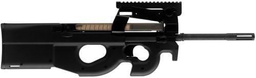 """FNH USA PS90® Semi-Automatic 5.7mmX28mm 16.04"""" 30+1 Syn Stk Black"""
