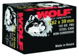 Wolf 762BFMJ Polyformance 7.62mmX39mm Full Metal Jacket 122 GR 1000Rds