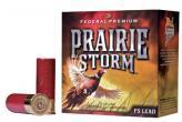 """Federal Premium Prairie Storm 12 ga 3"""" 1.6 oz 4 Shot 25Bx"""
