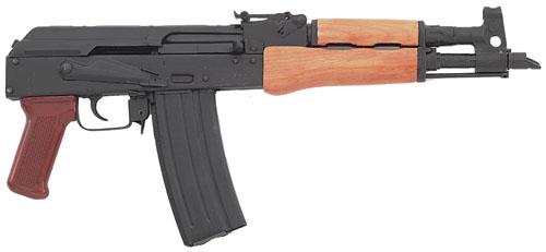 """CIA HG1982N Draco 7.62mmX39mm 12.25"""" 30+1 Polymer Grips Black Finish"""