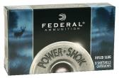 "Federal Standard  12 ga 2.75"" 1 oz Slug Shot 5Bx"