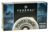 """Federal Standard  12 ga 2.75"""" 1 oz Slug Shot 5Bx"""