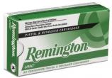 Remington Ammunition L9MM3 UMC 9mm Metal Case 115 GR 50Box/10Case