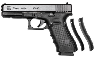 """Glock 37  Gen4 .45 GAP 4.49"""" 10+1 w/FS Syn Grip Blk"""