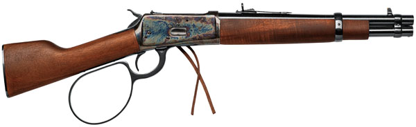 "G-994 Rossi Ranch Hand Loop Lever .45 Long Colt 12"" 6+1, Case Hardend, Wood Grip Case Hardened"