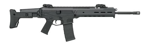 "Bushmaster ACR (Adaptive Combat Rifle) Basic Semi-automatic .223 Rem/5.56NATO 16.5"" Black Side Folding 1:9 30Rd 90838"