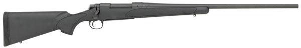 "Remington *Exclusive* 700 SPS 7mm STW Bolt 26"" 3+1 Blk Syn Stk Blued"